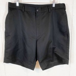 Mens Roundtree & Yorke Black Shorts 36